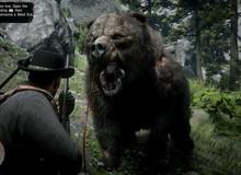 Game thủ việt choáng với cảnh giết động vật lấy da sống động như thật trong Red Dead Redemption 2