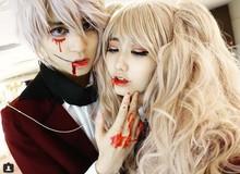 LMHT: So kè nhan sắc cặp đôi Hanssama - Liễu Ngọc và vợ chồng Mystic trong lối hóa trang kinh dị ngày Halloween