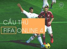 Top 5 tiền vệ phòng ngự có khả năng tấn công thượng thừa trong FIFA Online 4