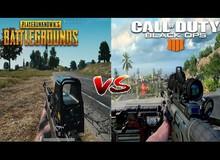 Doanh thu tụt giảm, Call of Duty: Black Ops 4 còn lâu mới đủ trình soán ngôi PUBG