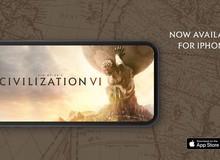 Game chiến thuật đỉnh cao Civilization VI chính thức ra mắt trên iPhone, đang giảm giá 60%