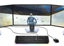 Dell giới thiệu loạt màn hình gaming siêu mỏng cánh, tần số quét siêu tốc 155Hz