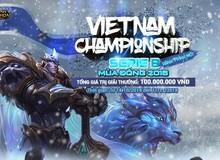 Giải hạng 2 VCSB mùa Đông 2018 chính thức khởi tranh, thời điểm nhân tài LMHT đất Việt xuất đầu lộ diện