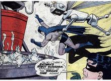 8 bảo bối ngớ ngẩn nhất từng được Batman sử dụng