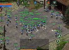 Võ Lâm Truyền Kỳ 1 Mobile: Game thủ tham gia test đông như trẩy hội