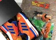 Đập hộp Adidas Dragon Ball Z Goku