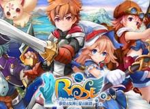 ROSE Online Mobile - Di sản dựa trên game huyền thoại Nhật Bản