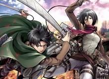Game chiến thuật thẻ bài Attack on Titan Tactics sắp ra mắt ở Nhật