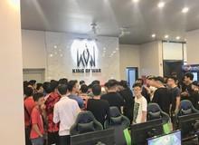 """Toàn cảnh KOW Gaming Center cơ sở 3 ngày khai trương: Không còn một chỗ trống, ông chủ KingOfWar phải phục vụ đến """"cạn cả mana"""""""