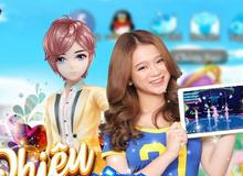 """Cộng đồng mạng """"dậy sóng"""" trước tin Linh Ka được chọn làm đại diện của Au 2 Mobile"""