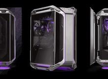 Cosmos C700M - Case máy tính đỉnh cấp đang chứng minh rằng tiền sẽ chắp cánh cho sáng tạo