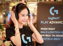 LOGITECH ra mắt hai sản phẩm mới: sạc không dây Powerplay và tai nghe G933