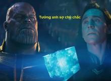 Nếu bảo vật này không bị giảm sức mạnh khi lên phim, Loki có thể vẫn sống và đánh bại Thanos trong Avengers: Infinity War?