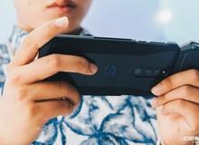 Trên tay smartphone chuyên game Black Shark Helo mới về VN: RAM 10GB, LED RGB, có sẵn tay cầm trong hộp