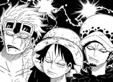 Nếu Kid gia nhập liên minh hải tặc của Law và Luffy thì One Piece sẽ có thêm bộ ba quái vật mới