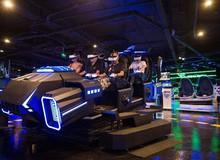 """VR Game Park: """"Phá đảo thế giới ảo"""" là có thật"""