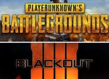 Chấm điểm PUBG và Call of Duty: Black Ops 4 trên từng phương diện. Đâu mới là ông vua đích thực của Battle Royale