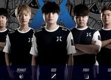 Kingzone DragonX chỉ giữ chân Bdd, còn Peanut, Khan, PraY và GorillA sẽ tìm bến đỗ mới?