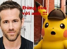 """Ryan Raynolds lồng tiếng """"cực bựa"""" trong trailer mới của Pokémon: Detective Pikachu"""