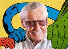 """Loạt ảnh các siêu anh hùng đồng loạt tiếc thương """"người cha lớn"""" Stan Lee"""