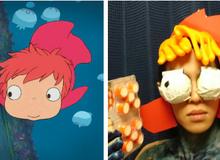 Cười nhặt mồm khi thấy loạt ảnh cosplay các nhân vật trong anime hết sức vi diệu