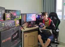 Ngất với dàn máy 110 triệu đồng dùng để 'try hard' của MeoU, pro gamer PUBG nổi tiếng Việt Nam