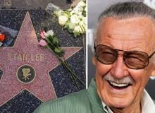 """""""Đại lộ Danh Vọng"""" nơi các fan hâm mộ tiễn đưa Stan Lee chặng đường cuối cùng"""