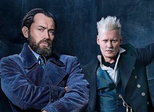 """Fantastic Beast 2: Dumbledore, vị pháp sư tài năng và """"tình yêu"""" gây tranh cãi với Phù thủy Hắc ám Grindelwald"""