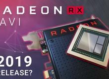 AMD hé lộ thời điểm ra mắt VGA mới mã Navi 12 siêu mạnh mẽ