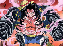 One Piece: Không phải Gear 4, đây mới là hình thái sức mạnh được yêu thích nhất của Luffy