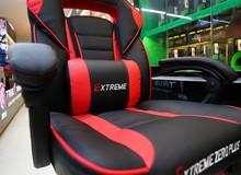 Bỏ 3 triệu đồng mua ghế gaming Extreme Zero Plus: Chân thép chắc chắn, kê chân ngủ ngon lành