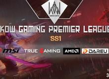 KOW GAMING PREMIER LEAGUE mùa 1: Giải đấu LMHT quy mô lớn của ông trùm Cyber Game KingOfWar
