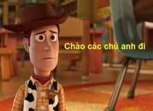 Lẽ nào chúng ta sắp nói lời chia tay chàng cao bồi Woody ở Toy Story 4?
