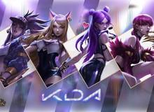 Sau khi phá kỷ lục Youtube, POP/STARS của nhóm K/DA lại tiếp tục lên top 1 bản đồ âm nhạc thế giới