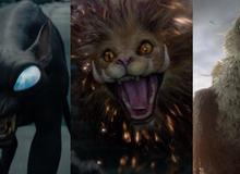 """12 sinh vật huyền bí """"hiếm có khó tìm"""" xuất hiện trong Fantastic Beasts: The Crimes of Grindelwald"""