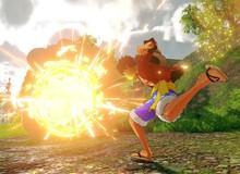 Tin vui cho người hâm mộ Luffy, tựa game thế giới mở One Piece: World Seeker đã công bố ngày phát hành chính thức