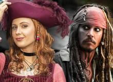 """Tái khởi động Cướp biển vùng Caribbean, Disney sẽ mang tới cho chúng ta một """"Johnny Depp""""... phiên bản nữ?"""