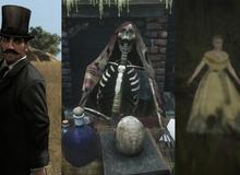 """Top 4 """"Easter Egg"""" siêu creepy được tìm thấy trong Red Dead Redemption 2"""