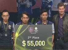 Đội tuyển FIFA Online 4 Việt Nam khiến cả thế giới phải sốc tại EA Champions Cup Winter 2018