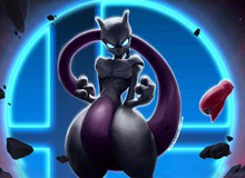 Chiêm ngưỡng những bức fan art đẹp nhất về Pokemon huyền thoại Mewtwo