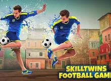 Game tuyệt phẩm Skilltwins Football Game chắc chắn sẽ khiến fan của trái bóng tròn phải mê mệt