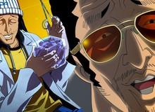 10 nhân vật sở hữu tốc độ được đánh giá là nhanh nhất trong One Piece