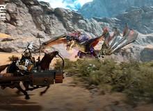Chi tiết về Dragon Hound - Game tuyệt phẩm 'cưỡi ngựa săn rồng' độc đáo từ Hàn Quốc