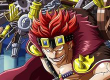 """One Piece: Eustass Kid sẽ sớm thức tỉnh trái ác quỷ và """"bắt tay"""" Luffy lật đổ Tứ Hoàng Kaido?"""