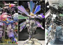 Ngắm những mô hình Gundam xuất sắc Nhật Bản trong năm 2018, bộ 3 đứng đầu đẹp thôi rồi