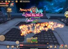 Thành Lâm An khói lửa ngập trời bởi những trận Công Thành Chiến đầy quy mô trong Nhất Kiếm Giang Hồ Mobile