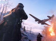 Phô diễn đồ họa siêu tưởng, Battlefield V khiến người chơi cứ ngỡ là xem phim Hollywood