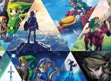 Những thông tin đầu tiên về phiên bản mới của The Legend of Zelda