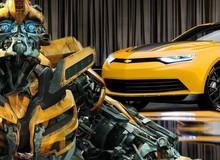 6 phiên bản Siêu xe cực ngầu của Bumblebee, anh chàng Robot thiện chiến trong Series Transformers
