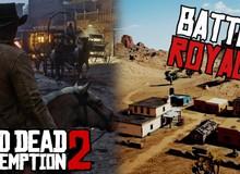 """Tin vui dành cho game thủ: Red Dead Redemption 2 xác nhận chế độ """"PUBG"""""""